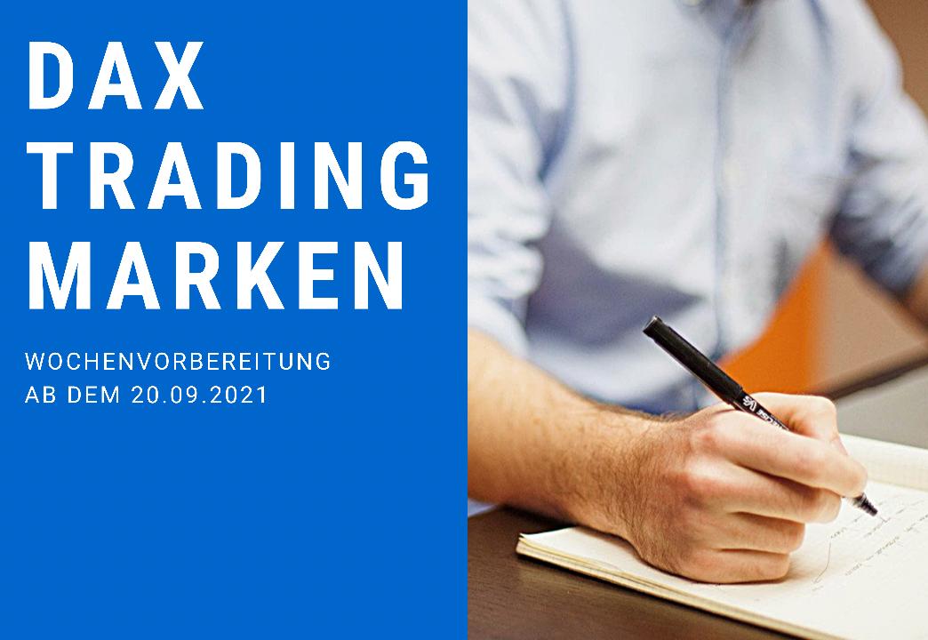 DAX-Wochenanalyse ab 20.09.2021